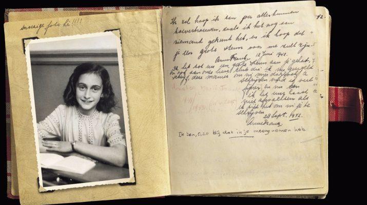 Дневник Анны Франк: графическая версия